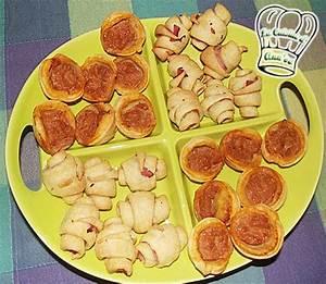Mini Croissant Apéritif : ap ritif toast tartelette mini quiches et autres petits ~ Melissatoandfro.com Idées de Décoration