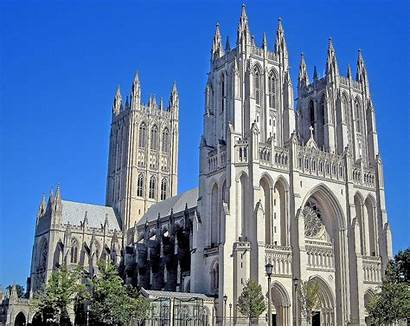Cathedral Washington National Wikipedia Cathedrals Church Largest
