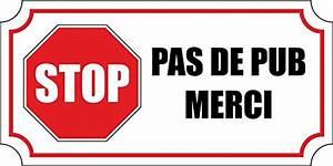 Pas De Pub Merci : autocollant sticker macbook laptop voiture moto boite aux ~ Dailycaller-alerts.com Idées de Décoration