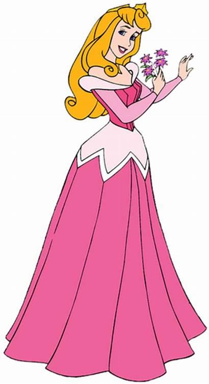 Aurora Clipart Princess Disney Sleeping Clip Adormecida