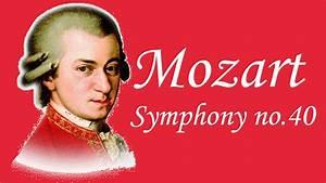 Mozart - Symphony No 40 In G Minor  K  550  U0026quot Great G Minor Symphony U0026quot
