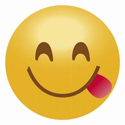 Emoji Transparent Smile Lengua Tongue Emoticon Sonrisa