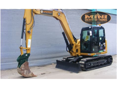 cat excavator weight catwalls