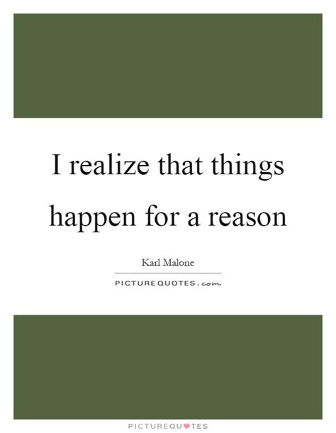 Bad Things Happen Reason Quotes
