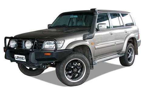 Brand new and used nissan patrol for sale in the philippines. Safari Snorkel to suit Nissan Patrol Y61 (GU) Series 2 & 3 ...