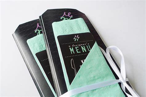 Carte De Menu Restaurant Original by Cette Graphiste Pr 233 Sente Cv Sur Une Carte De