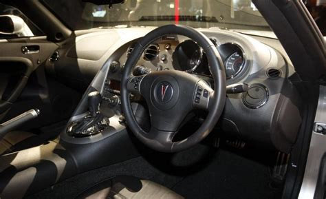 Pontiac Solstice Interior by Pontiac Solstice Interior Photos