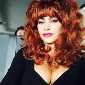 sofia vergara instagram sofia vergara dressed as peggy bundy instagram