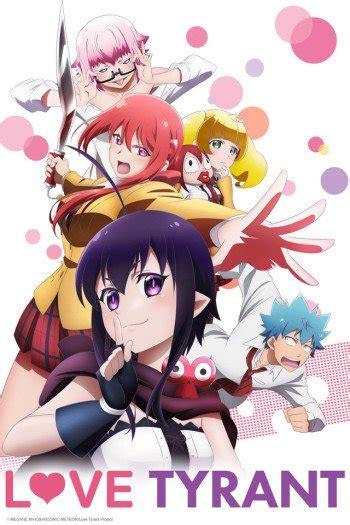 love tyrant anime planet