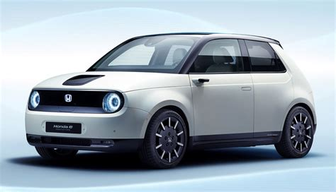 Neuer Honda E honda zeigt neues elektroauto quot e prototype quot bilder