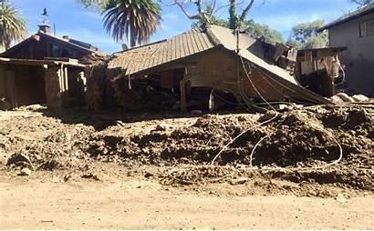 Debris Flow Montecito January Kcbx Ucsb Collaboration