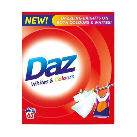 Daz Original Washing Powder 65W   Laundry Detergent   B&M