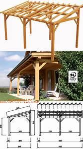couvrir une terrasse pas cher 3 abri terrasse bois With couvrir terrasse pas cher