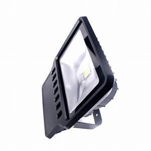 High power w cob led flood light fixture ac v for