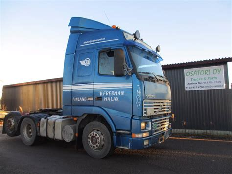 2000 volvo tractor for sale used volvo fh12 6x2 veturi tractor units year 2000 price
