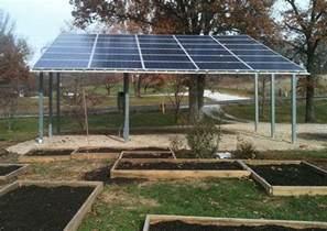 solar carports and shade canopies