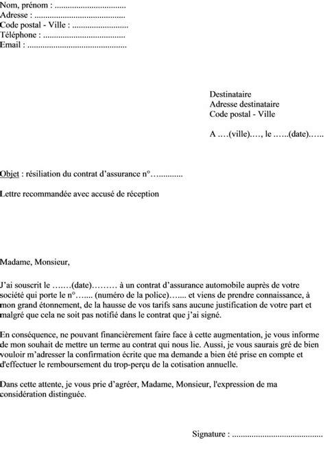 Lettre De Resiliation Bail Meuble Lettre Rsiliation Bail Location Meuble Aubergecronquelet