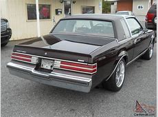 1987 Buick T Type Limited