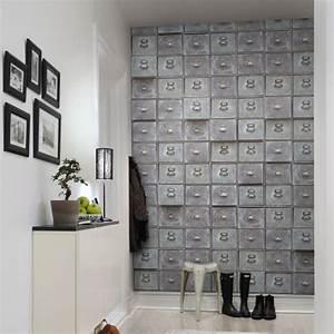 Papier Peint Style Industriel : papiers peint rebel walls annecy ~ Dailycaller-alerts.com Idées de Décoration
