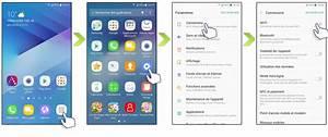 Partage De Connexion Samsung A5 : comment connecter votre samsung galaxy a5 2017 en wifi ~ Medecine-chirurgie-esthetiques.com Avis de Voitures