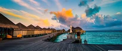 Maldives Resort Halaveli Constance Vacation 4k Ultra