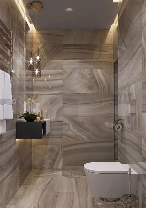 Modern Apartment Bathroom by Modern Apartment Moscow Russia On Behance Luxury