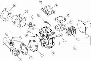 Beckett Furnace Parts