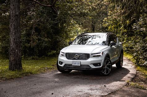 review  volvo xc  design car