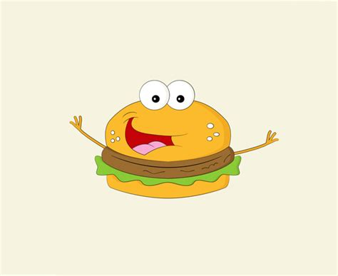 animation cuisine food character gif designs for animation on behance