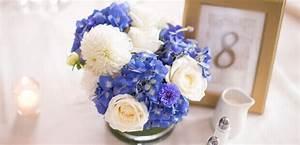 Tischdeko Blau Weiß : hochzeit in blau weddix ~ Markanthonyermac.com Haus und Dekorationen