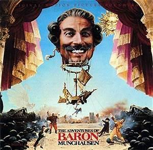 Adventures Of Baron Munchausen, The- Soundtrack details ...