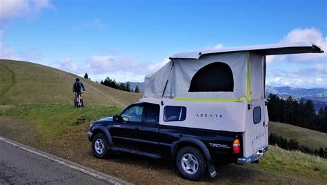 The Lightweight Pop-top Truck Camper Revolution