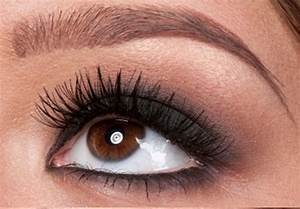 Simple Makeup For Brown Eyes: 2017 ideas, pictures, tips ...