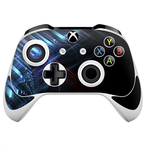 multi color space skin microsoft xbox one s controller