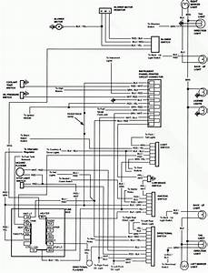 Ford Granada Mk2 Wiring Diagram