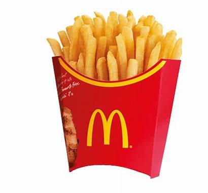 Fries French Mcdonalds Transparent Fry Kindpng