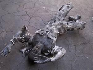 Poseable Kemmler Burn Body with Jumpsuit – Dapper Cadaver