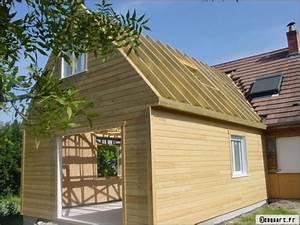 Cout Extension Bois : extension bois l 39 architecte au coeur du projet ~ Nature-et-papiers.com Idées de Décoration