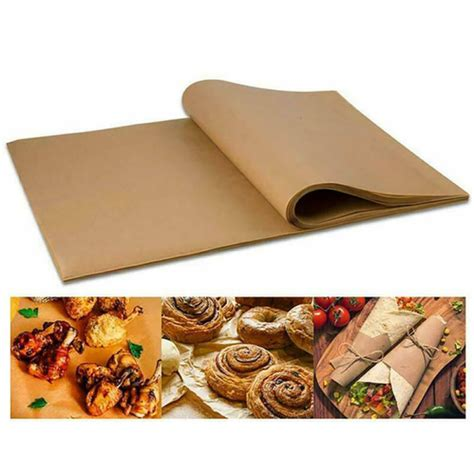 air parchment fryer paper sheets baking liners pan asf nonstick wax