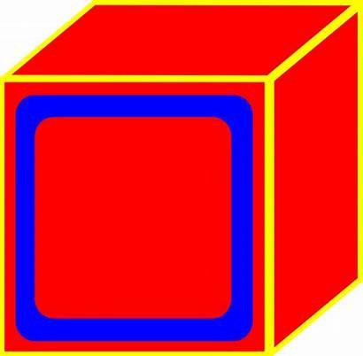 Clipart Block Clip Vector Border Clker Cliparts