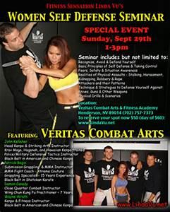 Women's Self Defense Seminar In Las Vegas Offered By Linda ...