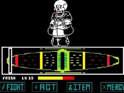 scratch disbelief papyrus battleextraundertale fangame funnycattv