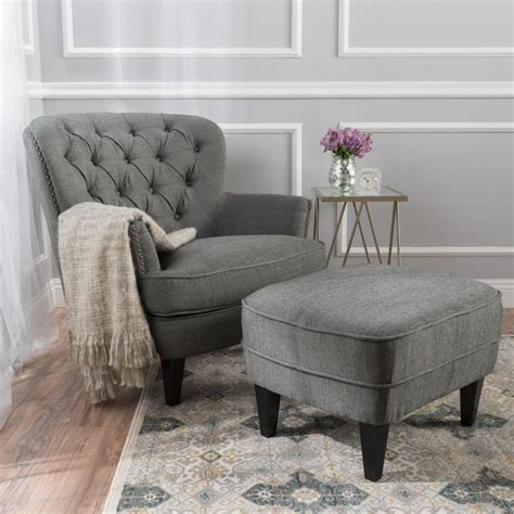 Bedroom Chairs With Ottoman by Best 25 Comfy Reading Chair Ideas On Reading