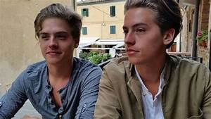 Cole and Dylan Sprouse just reunited and put it all on ...