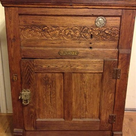171 best Old Wood Ice Box images on Pinterest