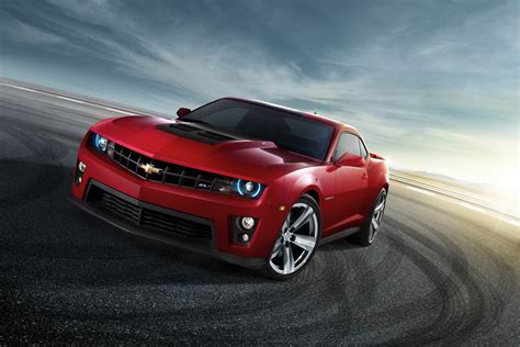 Camaro Zl1 Supercar Performance At A Sports Car Price