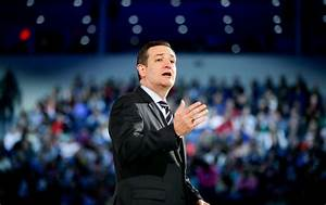 Ted Cruz's Biggest Liability Is Probably His Constant ...