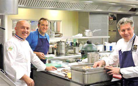 les meilleurs ouvriers de cuisine emmanuel renaut et michel roth un 6 mains chez olivier nasti