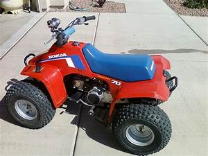 1986 Honda Trx 70 - Atv U0026 39 S   Motorcycles For Sale