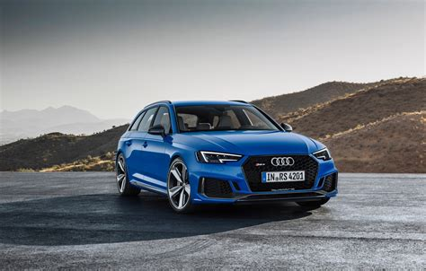 2018 Audi Rs4 Avant Is A 450hp Wagon That We Need! The